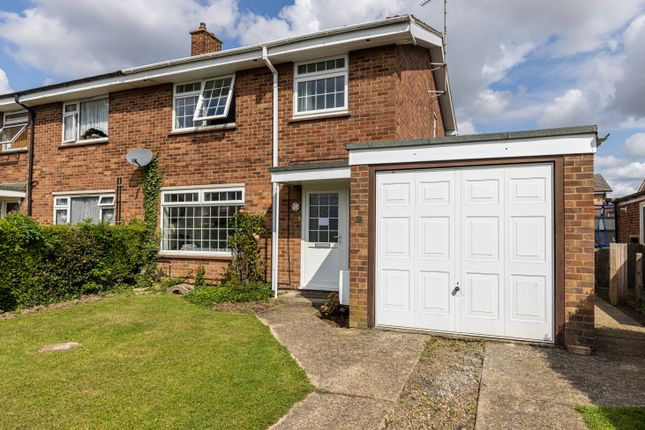 3 bed semi-detached house to rent in Plantation Road, Cambridge CB22