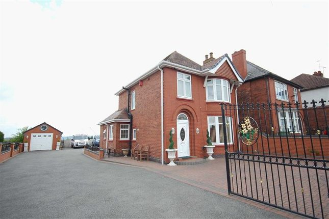 3 bed detached house for sale in Alfreton Road, Pinxton, Nottingham
