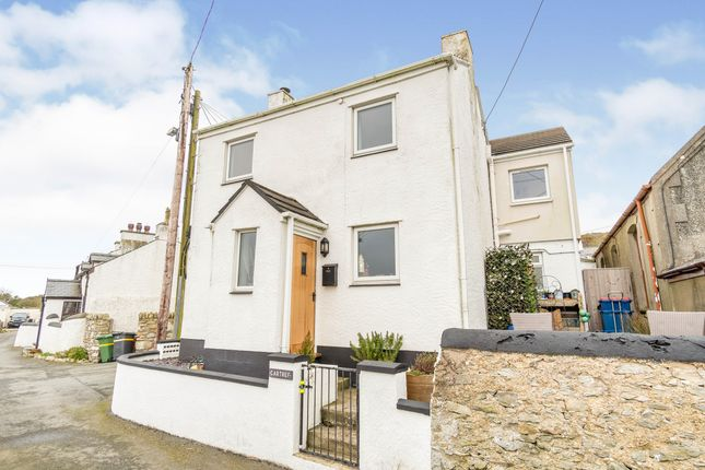 Thumbnail Link-detached house for sale in Mountain, Holyhead, Sir Ynys Mon