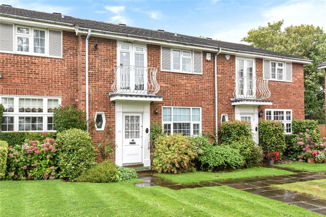 Thumbnail Terraced house for sale in Gilbert Road, Pinner, Middlesex
