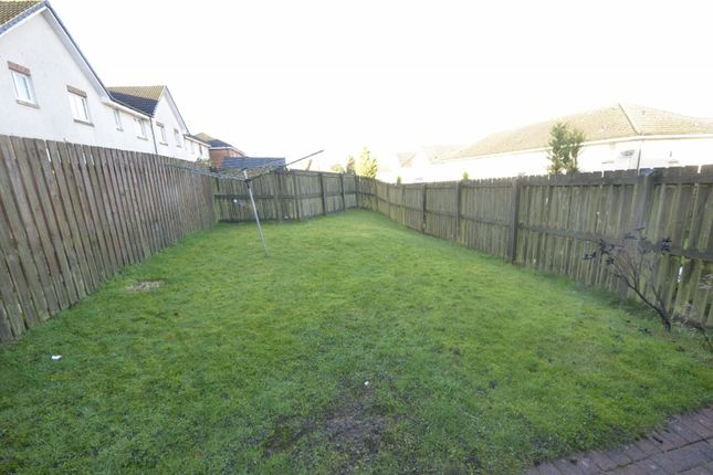 Rear Garden of Hardridge Road, Glasgow G52