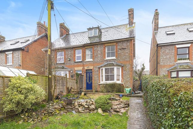 4 bed semi-detached house to rent in Hungerford, Berkshire RG17