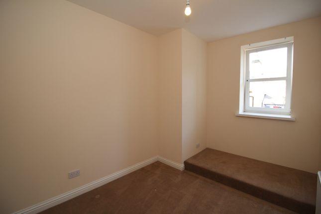 Bedroom of Craignethan Apartments, Lesmahagow, Lanark ML11