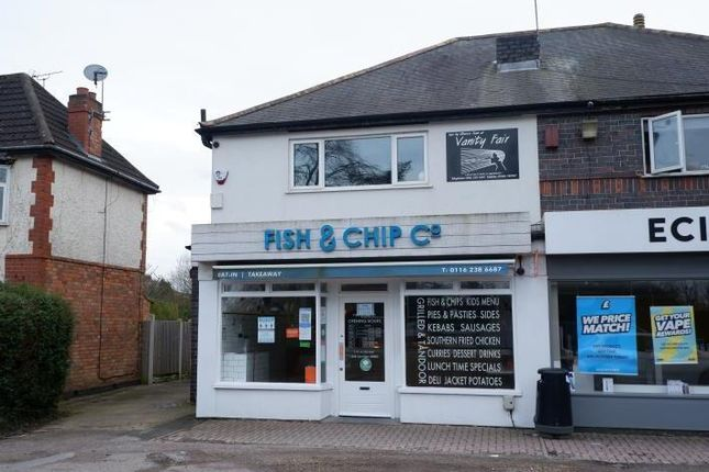 Thumbnail Retail premises to let in Unit 146 Hinckley Road, 146 Hinckley Road, 146, Hinckley Road, Leicester Forest East