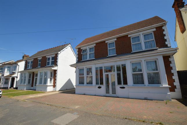 Thumbnail Block of flats for sale in Wellesley Road, Clacton-On-Sea