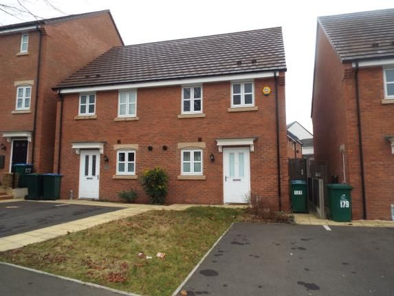 Thumbnail Semi-detached house for sale in Humber Road, Coventry, West Midlands