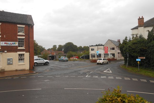 Thumbnail Land for sale in Land At Great Hales Street, Market Drayton