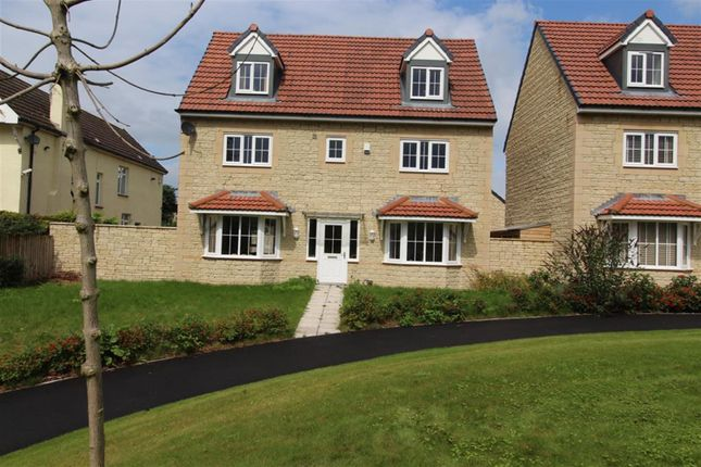 Thumbnail Detached house for sale in Sleep Lane, Whitchurch Village, Bristol