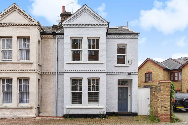 4 bed property for sale in Shaftesbury Terrace, Ravenscourt Gardens, London
