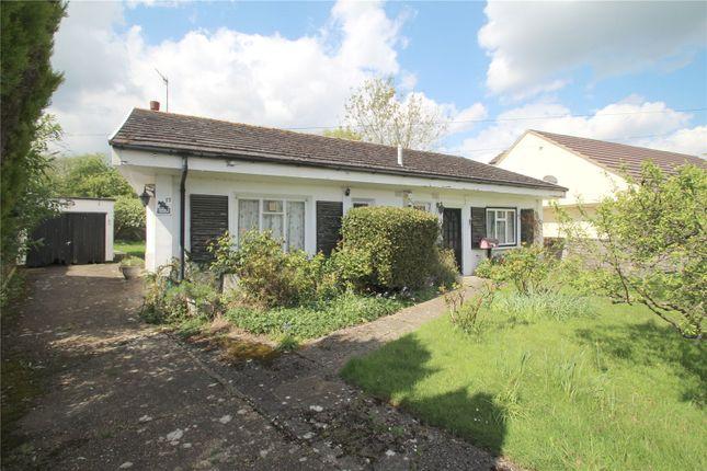 Thumbnail Detached bungalow for sale in Ashley Road, Hildenborough, Tonbridge