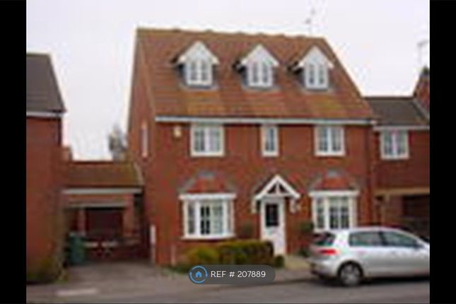 Thumbnail Detached house to rent in Sandstone Close, Calvert