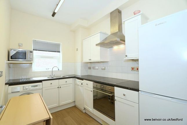 Thumbnail Flat to rent in Ashburnham Road, Bedford