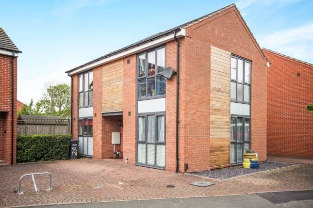 Thumbnail Detached house for sale in Dunster Road, Birmingham, West Midlands