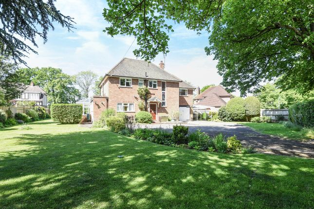 Thumbnail Detached house for sale in St. Barnabas Road, Emmer Green, Reading