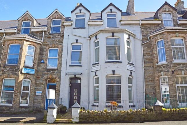 Thumbnail Terraced house for sale in Berry Road, Newquay