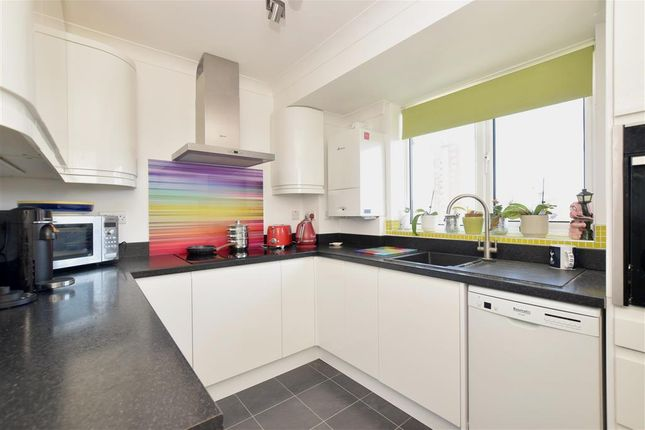 Thumbnail Flat for sale in Manor Road, Worthing, West Sussex
