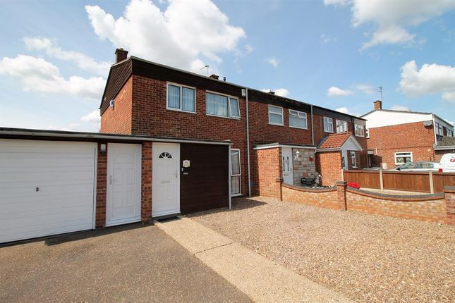 Thumbnail Semi-detached house for sale in Cere Road, Norwich