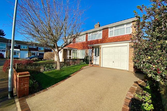 Thumbnail Semi-detached house for sale in Canterbury Close, Dartford, Kent