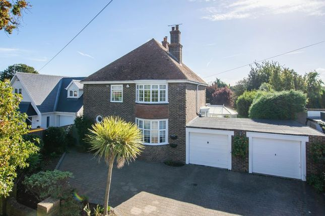 Thumbnail Detached house for sale in Manor Avenue, Deal