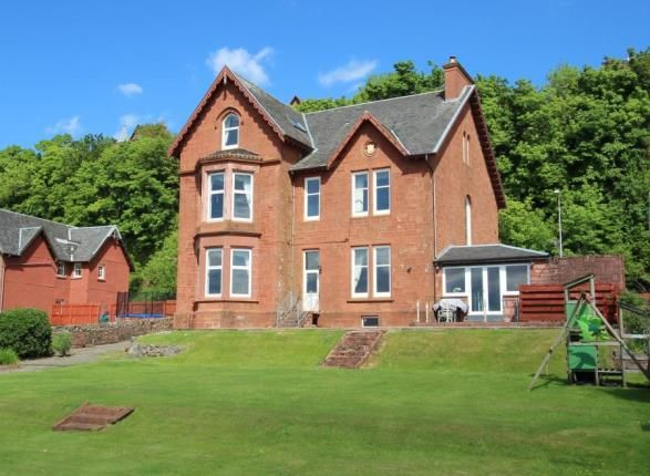 Thumbnail Detached house for sale in Shore Road, Skelmorlie, North Ayrshire