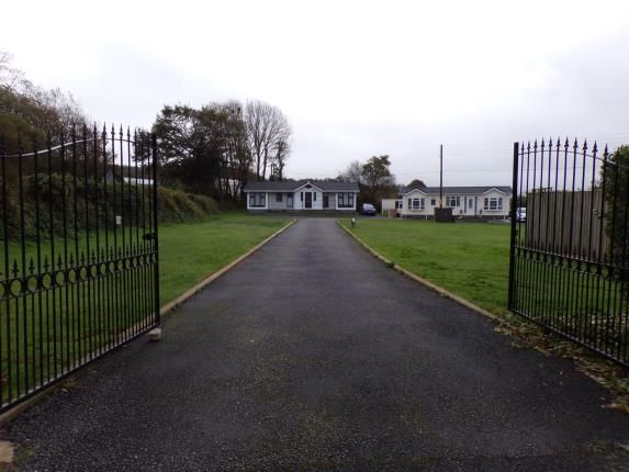 Gated Entrance of Lostwithiel, Cornwall, . PL22