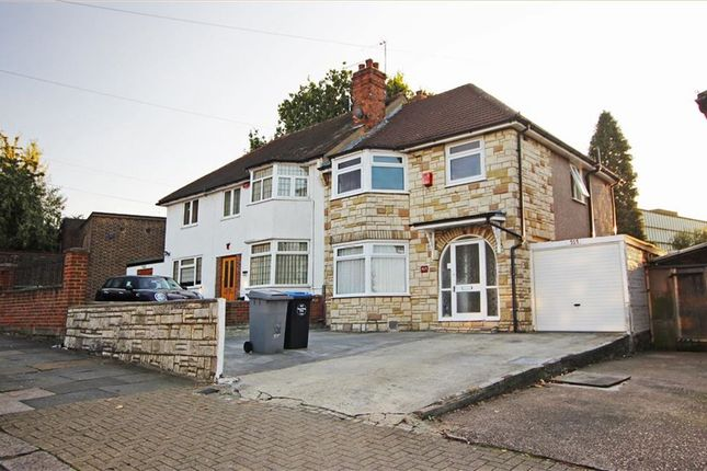 Thumbnail Property to rent in Brook Road, Cricklewood, London