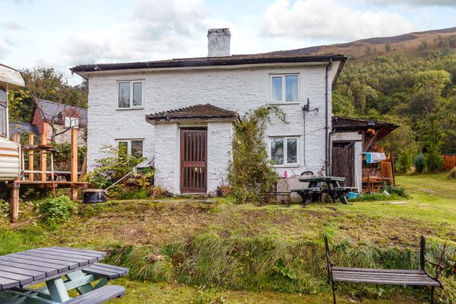 Thumbnail Detached house for sale in Llantysilio, Llangollen