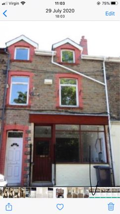 Studio for sale in High Street, Llanhilleth, Abertillery NP13