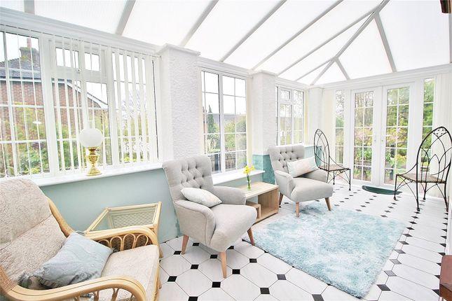 Conservatory of Salvington Hill, High Salvington, West Sussex BN13