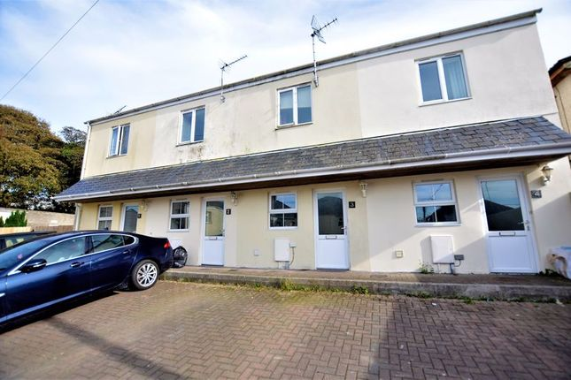Thumbnail Terraced house to rent in Tynance Court, St. Dennis, St. Austell