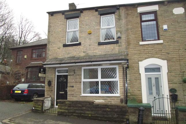 Thumbnail Semi-detached house for sale in Buckstones Road, Shaw, Oldham