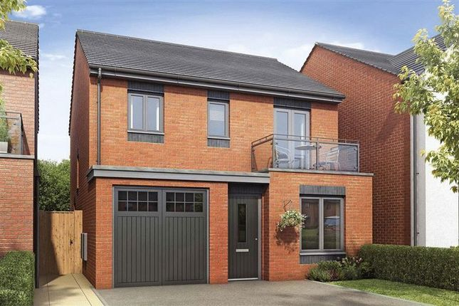 Thumbnail Detached house for sale in 75, Synders Way, Lawley, Telford