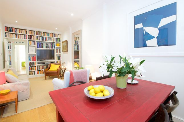 Thumbnail Flat to rent in Battersea Bridge Road, London