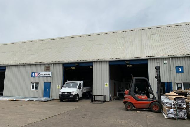 Thumbnail Industrial to let in Henson Road, Darlington