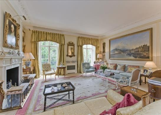 Thumbnail Terraced house for sale in Thurloe Square, South Kensington, London