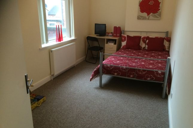 Thumbnail Flat to rent in Noel Street, Nottingham