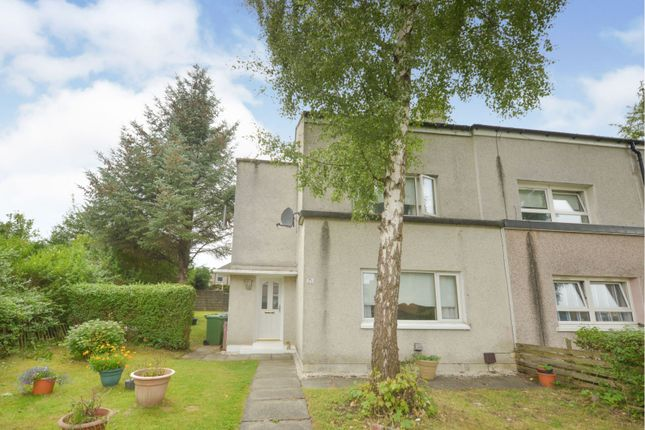 End terrace house for sale in Craigmuir Road, Glasgow