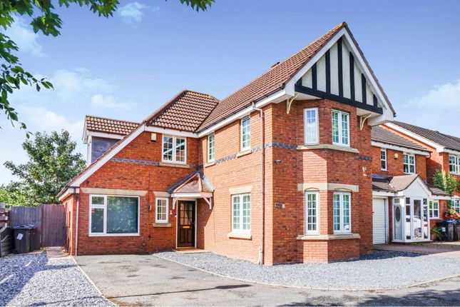 Thumbnail Detached house for sale in Chester Road, Birmingham