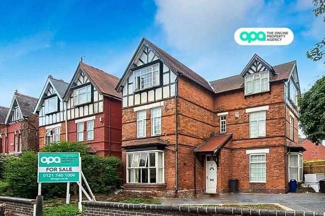 Thumbnail Detached house for sale in Anderton Park Road, Birmingham