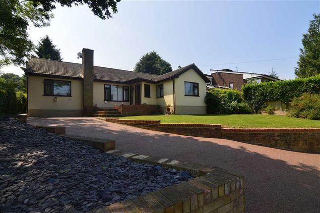 Thumbnail Detached bungalow for sale in Lee Chapel Lane, Langdon Hills, Essex