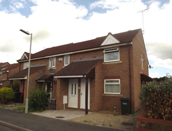 Thumbnail Maisonette For Sale In Redding Close Quedgeley Gloucester Gloucestershire