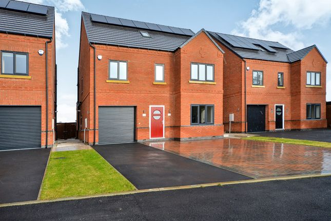 Thumbnail Detached house for sale in Cromford Road, Aldercar, Nottingham