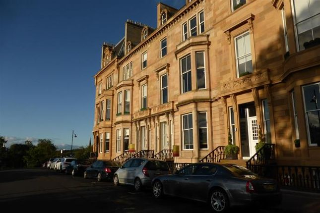 Thumbnail Flat to rent in Park Terrace, Glasgow