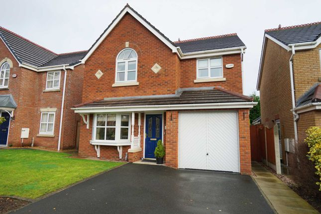 Thumbnail Detached house to rent in Angelbank, Horwich, Bolton