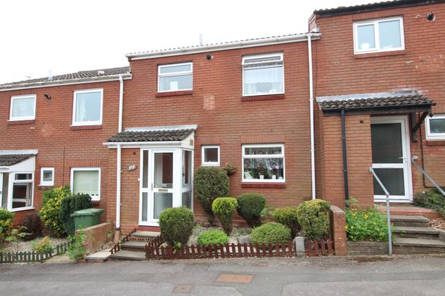 Thumbnail Terraced house for sale in Mickleton Close, Redditch