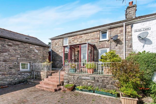 Thumbnail Semi-detached house for sale in Glas Cwm Cottages, Pontsticill, Merthyr Tydfil