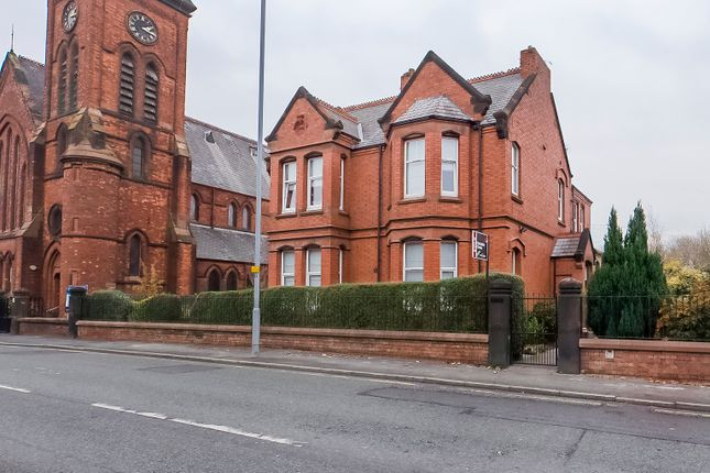 Thumbnail Flat for sale in North Road, St. Helens