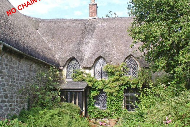 Thumbnail Cottage for sale in Chagford, Newton Abbot