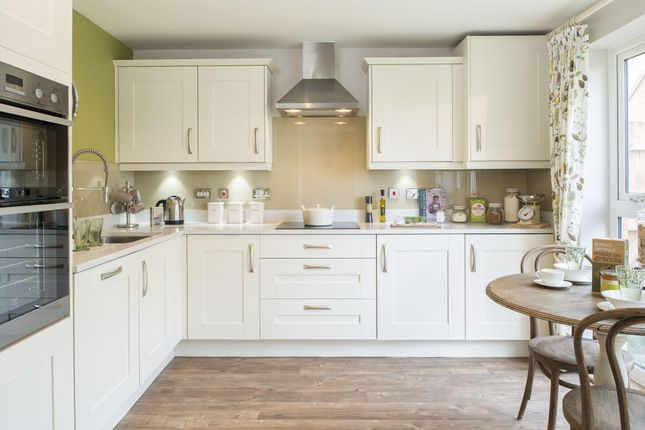 """Thumbnail Detached house for sale in """"York"""" at Fen Street, Brooklands, Milton Keynes"""
