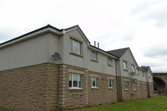 Thumbnail Flat for sale in Lomond Court, Coatdyke, Coatbridge ML5, North Lanarkshire